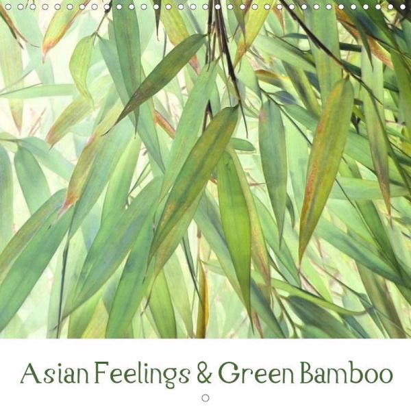 Kalender Asian Feelings & Green Bamboo